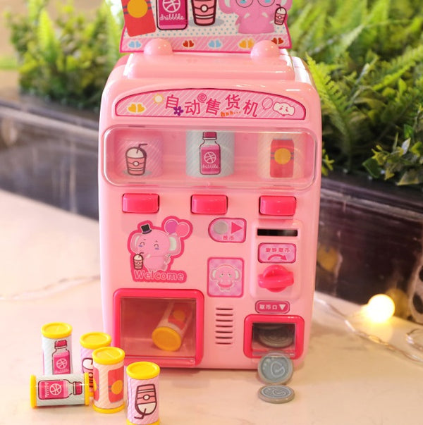 Toy Vending Machine Simulation Shopping Set Baby Game Toys - ChildAngle