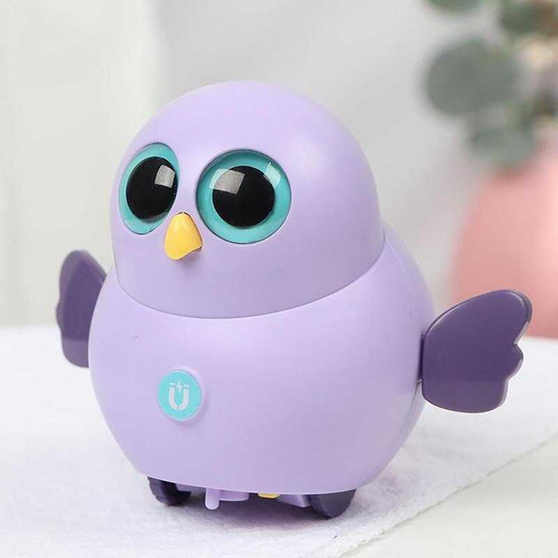Electric Swing Chick Magnetic Walking Duck Interactive Toy for Kids