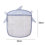 Load image into Gallery viewer, Baby Mesh Bath Toy Storage Bag for Wall