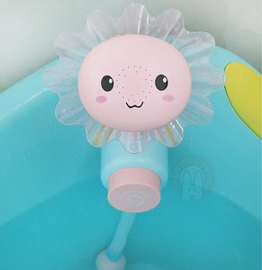 Sunflower Baby Shower Toys Bath Toy Bathtub Showers