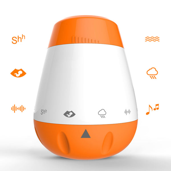 Nature Sound Machine Baby Rechargeable White Noise Sleep Soother