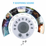 Load image into Gallery viewer, Baby Sleep Soothers Sound Machine White Noise - ChildAngle