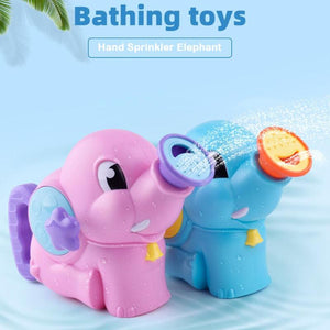 Kids Bath Toys Elephant Water Spray Toy Interactive Shower