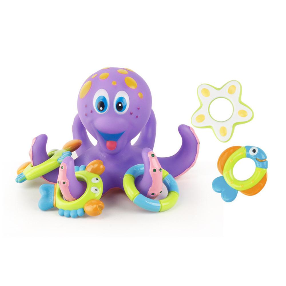 Non Toxic Bath Toys for Toddlers Shower Time