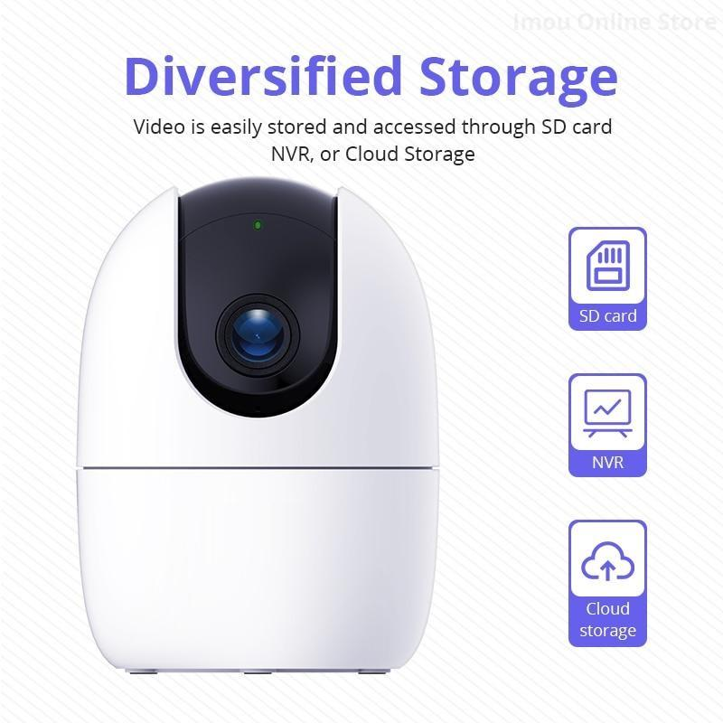 Baby Monitor 1080P NVR Smart Tracking Wifi Video Camera Security - ChildAngle
