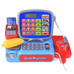 Load image into Gallery viewer, Groceries Cash Register Scan Playset for Kids Toddler - ChildAngle