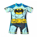 Load image into Gallery viewer, Minions Batman Captain America Baby Swimsuits