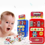 Load image into Gallery viewer, Beverage Drink Toy Play Vending Machine Sets Kids Simulation Register Toy - ChildAngle