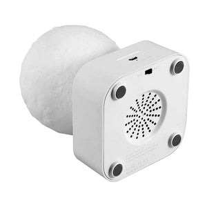 White Noise Machine Sleep Sound Soother Moon Night Light Sleep Timer