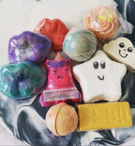 Addicted to Bath Bombs Customer Orders and Reviews