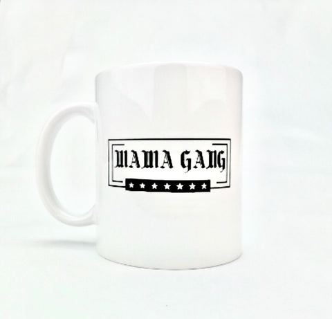 Mama Gang coffee/ tea mug