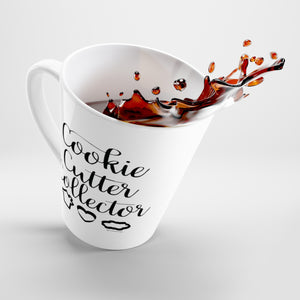 Cookie Cutter Collector Latte Mug