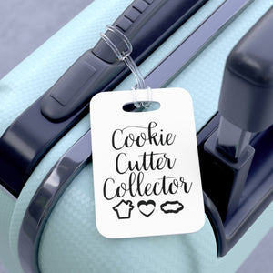 Cookie Cutter Collector Bag Tag