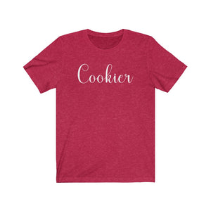 Cookier Bella+Canvas 3001 Unisex Jersey Short Sleeve Tee