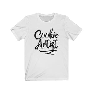 Cookie Artist Bella+Canvas 3001 Unisex Jersey Short Sleeve Tee