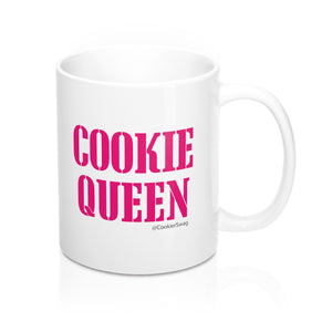 Cookie Queen Pink Mug