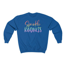 Load image into Gallery viewer, (b) Sprinkle Kindness Sweatshirt