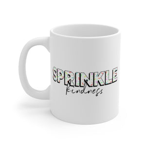 (b) Sprinkle Kindness V2 Mug