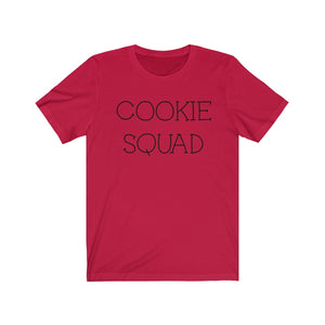 Cookie Squad Bella+Canvas 3001 Unisex Jersey Short Sleeve Tee