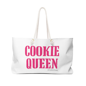 Cookie Queen Weekender Bag