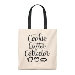 Cookie Cutter Collector Tote Bag - Vintage