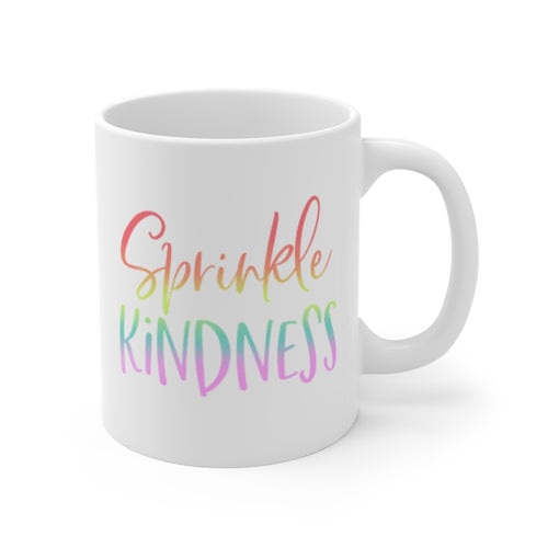 (b) Sprinkle Kindness Mug