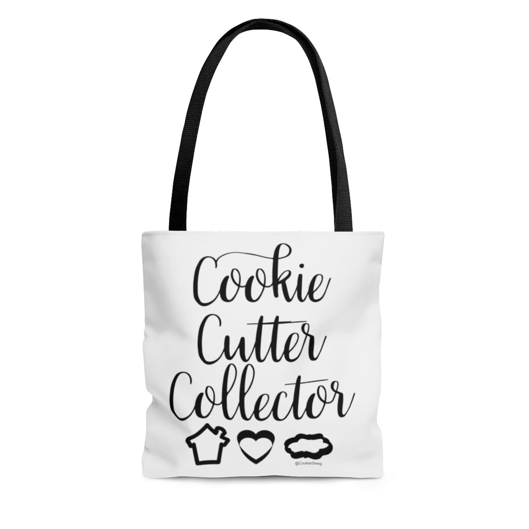 Cookie Cutter Collector AOP Tote Bag