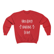 Load image into Gallery viewer, Holiday Baking Team(3) Unisex Heavy Blend™ Crewneck Sweatshirt