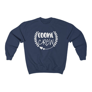 (a) Cookie Crew Unisex Heavy Blend™ Crewneck Sweatshirt