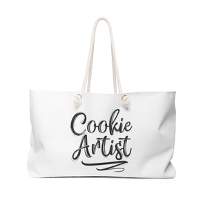 Cookie Artist Weekender Bag