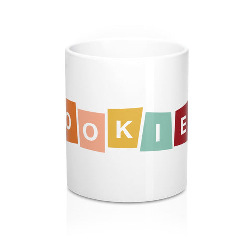 Cookies Color Block Mug