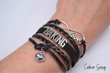 Load image into Gallery viewer, Infinity Love Baking Bracelet