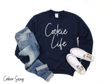 Load image into Gallery viewer, Cookie Life Unisex Heavy Blend Crewneck Sweatshirt