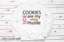 Load image into Gallery viewer, Cookies are my Side Hustle Unisex Heavy Blend Crewneck Sweatshirt