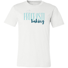 Load image into Gallery viewer, Procrasti-baking Bella+Canvas 3001C Short-Sleeve T-Shirt