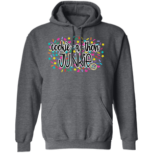 (a) Cookie-a-thon Junkie Pullover Hoodie