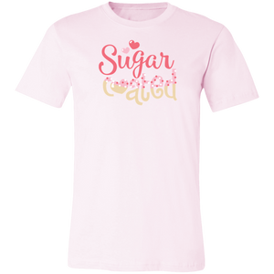 Sugar Coated Bella+Canvas 3001C Short-Sleeve T-Shirt