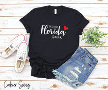 Load image into Gallery viewer, Proud Florida Baker Bella+Canvas 3001 Unisex Jersey Short Sleeve Tee