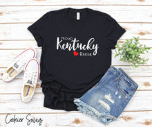 Load image into Gallery viewer, Proud Kentucky Baker Bella+Canvas 3001 Unisex Jersey Short Sleeve Tee