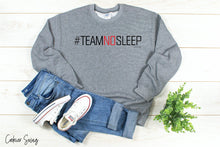 Load image into Gallery viewer, Team No Sleep Unisex Heavy Blend Crewneck Sweatshirt