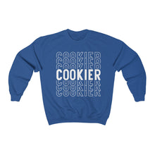 Load image into Gallery viewer, (a) Cookier Repeating Unisex Heavy Blend™ Crewneck Sweatshirt
