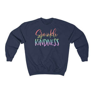 (b) Sprinkle Kindness Sweatshirt