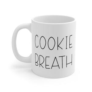 Cookie Breath Mug