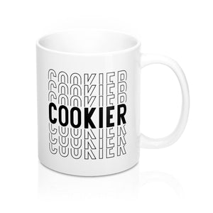 (a) Cookier Repeating Mug