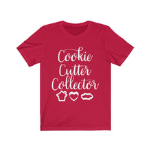 Load image into Gallery viewer, Cookie Cutter Collector Short Sleeve Tee