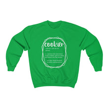 Load image into Gallery viewer, (a) Cookier Definition Unisex Heavy Blend™ Crewneck Sweatshirt