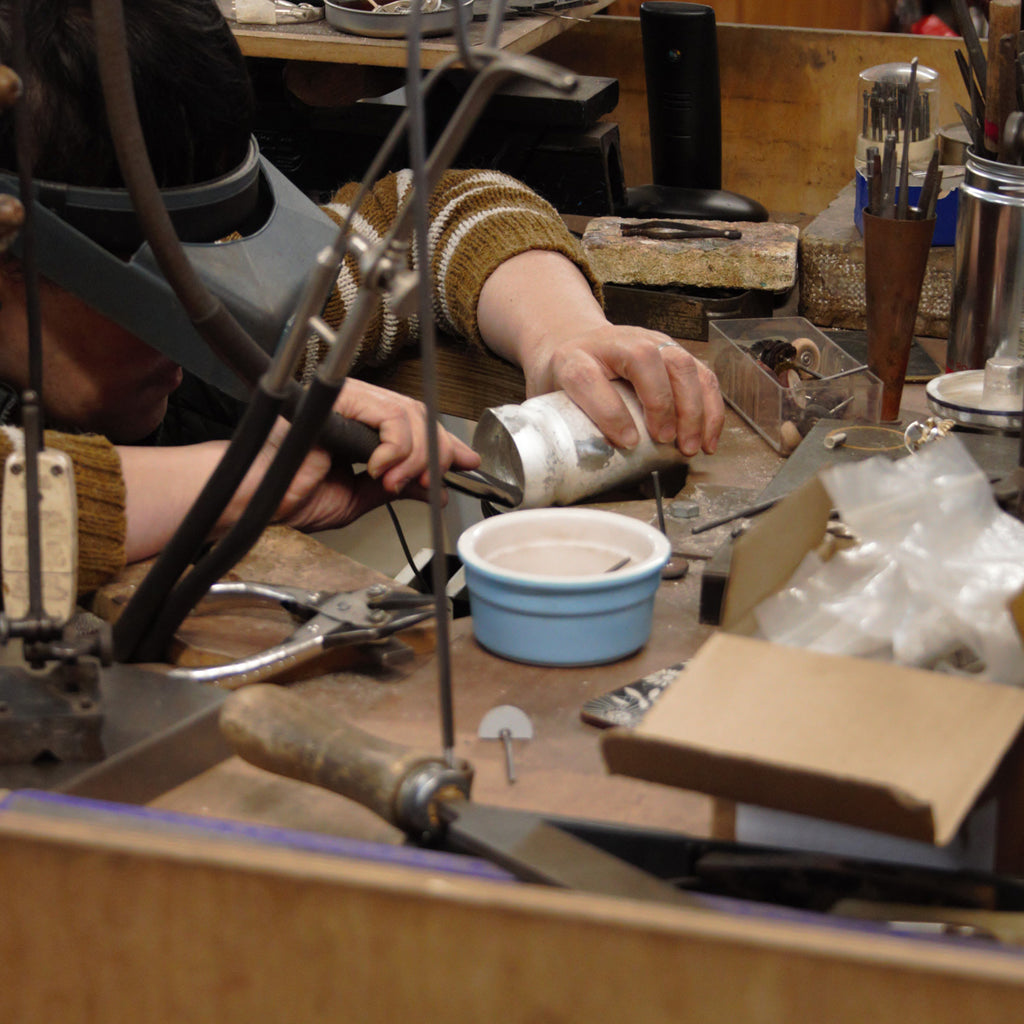 Silversmithing Classes (price per term for 1 day a week)