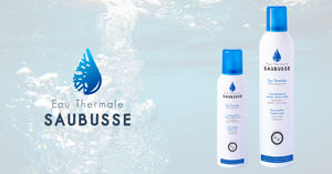 Pack sprays eau thermale Saubusse 150ml + 300ml