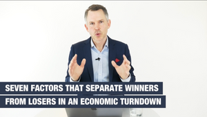 Seven Factors that Separate Winners from Losers in an Economic Downturn