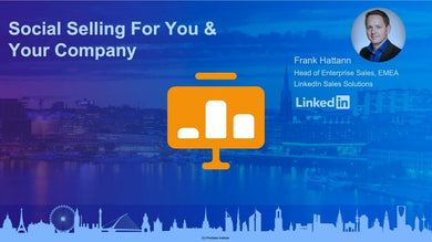 Presentation: Frank Hattann (Linkedin) on Social Selling